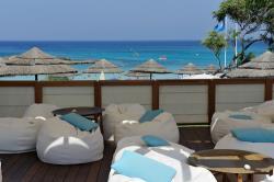 Capo Bay Hotel Koi Bar 1