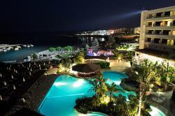 Capo Bay Hotel Panoramic by Night 3