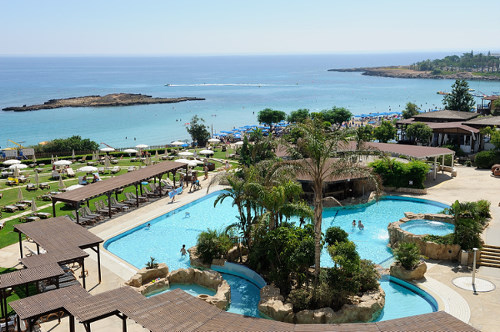 Capo Bay Hotel Panoramic View 1