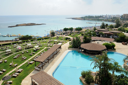Capo Bay Hotel Panoramic View 2