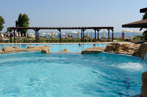Capo Bay Hotel Outdoor Pool 1