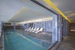 Capo Bay Hotel Indoor Pool