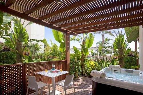 Capo Bay Hotel Duplex Suite