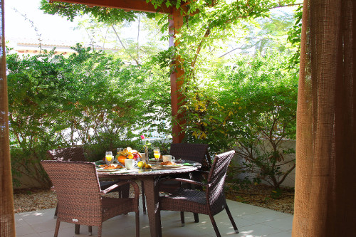 Artisan Resort House 14 Al fresco dining