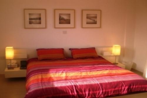 Villa Sea Breeze A Double bedroom