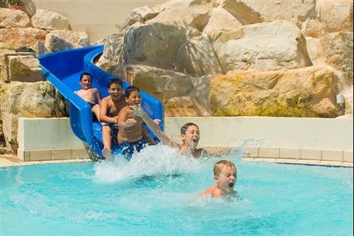 St. Raphael Resort Children's Slide