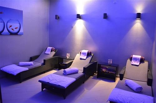 St. Raphael Resort Serenity Spa Relaxation Room