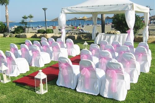 St. Raphael Resort Civil Weddings Garden Set-up