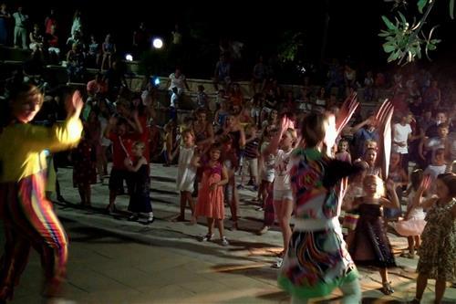 St. Raphael Resort Children's Disco