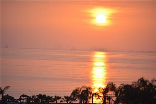 St. Raphael Resort Captain's Terrace Sunset