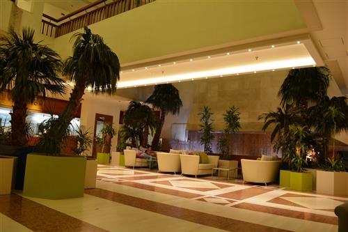 St. Raphael Resort Lobby Reception
