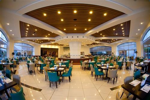St. Raphael Resort Octagon Restaurant, Breakfast & Lunch