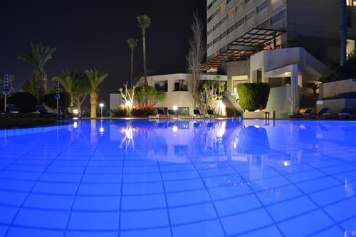St. Raphael Resort Night Time View