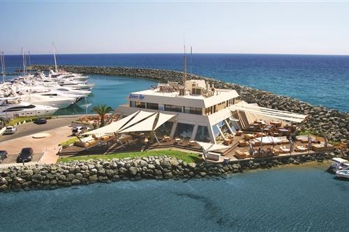 St. Raphael Resort Sailor's Rest Aerial View