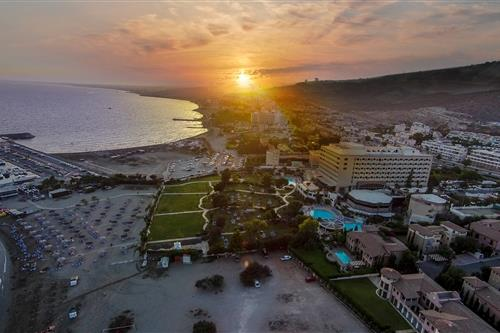 St Raphael Resort Aerial View