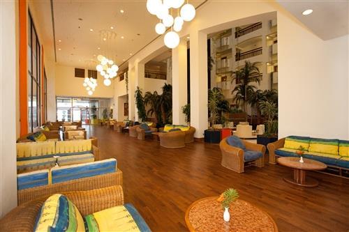 St. Raphael Resort Hotel Lobby Lounge
