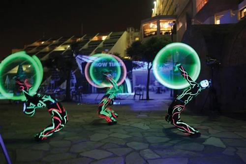 St. Raphael Resort Evening Entertainment