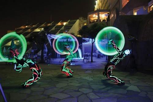 St. Raphael Resort Evening Entertainment