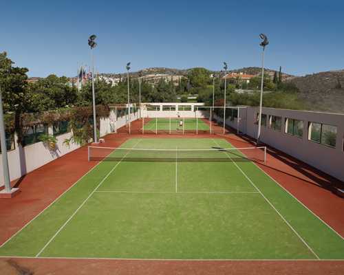 St. Raphael Resort Tennis Court