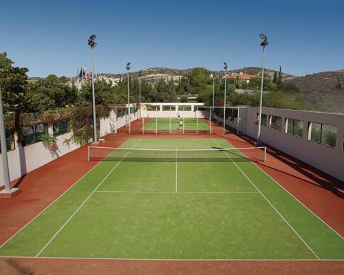 St. Raphael Resort Tennis Court