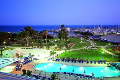 St. Raphael Resort Executive Pool