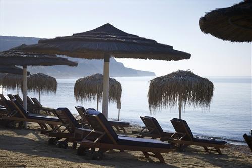 Columbia Beach Resort Beach