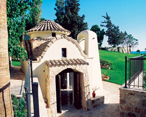 Columbia Beach Resort Chapel