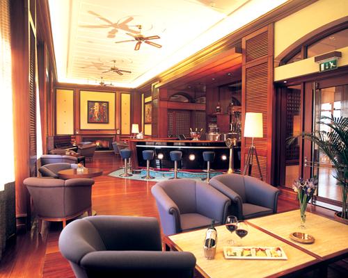 Columbia Beach Resort Eros Bar