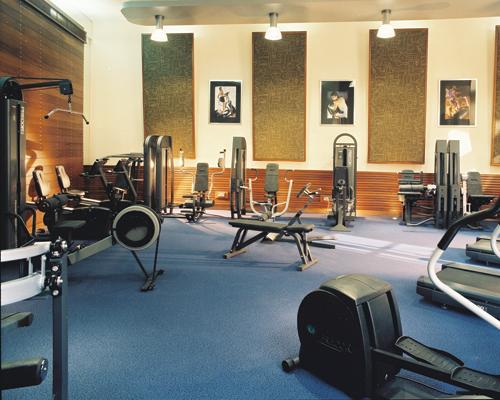 Columbia Beach Resort Gym