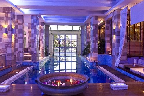Columbia Beach Resort Hébe Spa and Pool