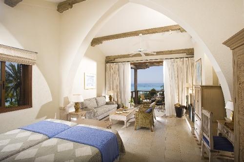 Columbia Beach Resort Executive Suite Sea View