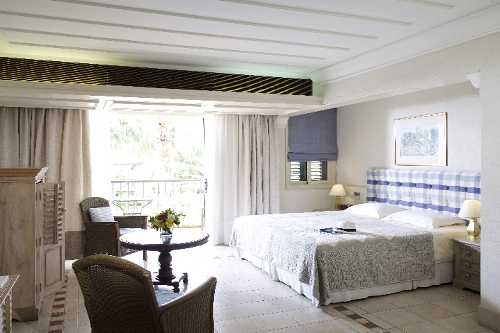 Columbia Beach Resort Junior Suite Side Sea View