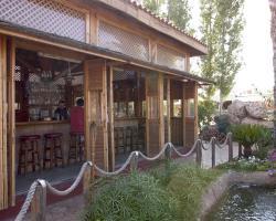 Alva Hotel Apartments Parko Cafe bar