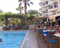 Alva Hotel Apartments Pool Bar