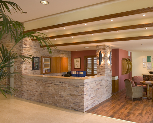 Alva Hotel Apartments Reception