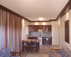 Alva Hotel Apartments Renovated Living Room