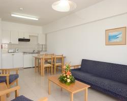 Alva Hotel Apartments Standard Living Room