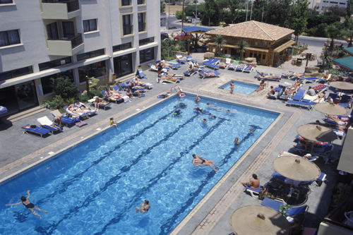 Alva Hotel Apartments Swimming Pool