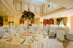 Elysium Wedding at Basilica Foyer