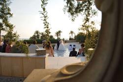 Elysium Hotel Wedding at Orpheus Aphitheatre