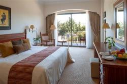 Elysium Deluxe Bedroom with Inland View