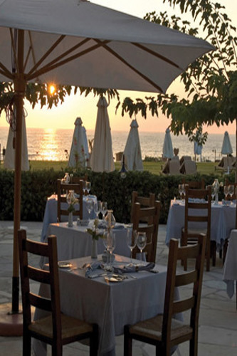 Elysium Mediterraneo Restaurant