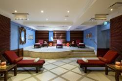 Elysium Hotel Relaxation Room