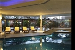 Four Seasons Hotel Indoor Pool