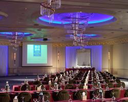 Four Seasons Hotel Ballroom