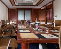 Four Seasons Hotel Conference Room