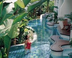 Four Seasons Hotel Garden Studios Private Jacuzzis