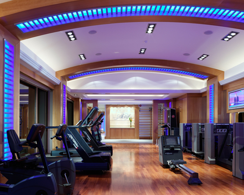 Four Seasons Hotel Gym