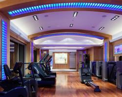 Four Seasons Hotel Gym