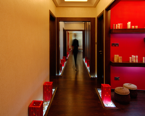Four Seasons Hotel Shiseido Spa